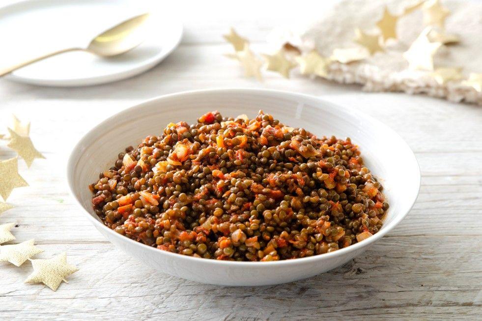 Photo of Stewed lentils recipe