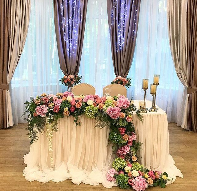 Elegant Outdoor Table Setting | Family & Friend Gatherings ...  |Outdoor Wedding Reception Head Table