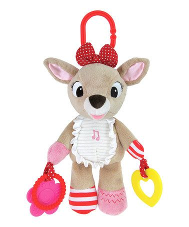Another great find on #zulily! Clarice Activity Toy #zulilyfinds