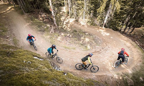 8 Places To Mountain Bike Near Vancouver In 2020 Mountain Biking Freeride Mountain Bike Downhill Mountain Biking