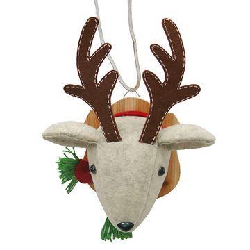 Reindeer Wall Mount - Wondershop™ Holly Jolly Pinterest - moose christmas decorations