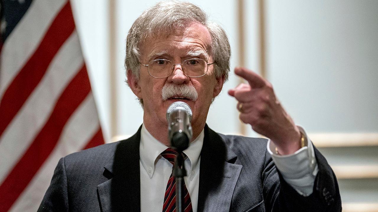 FOX NEWS Bolton slams the International Criminal Court