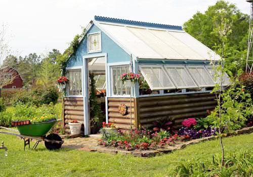 Diy Year Round Solar Greenhouse Mwp Building Supply Solar
