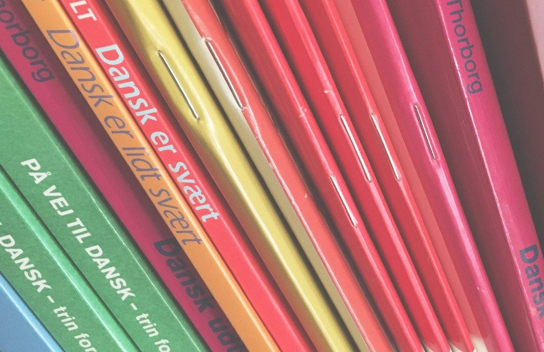 My Top 5 Must Have Books To Study Danish Book Study Books Learning Languages