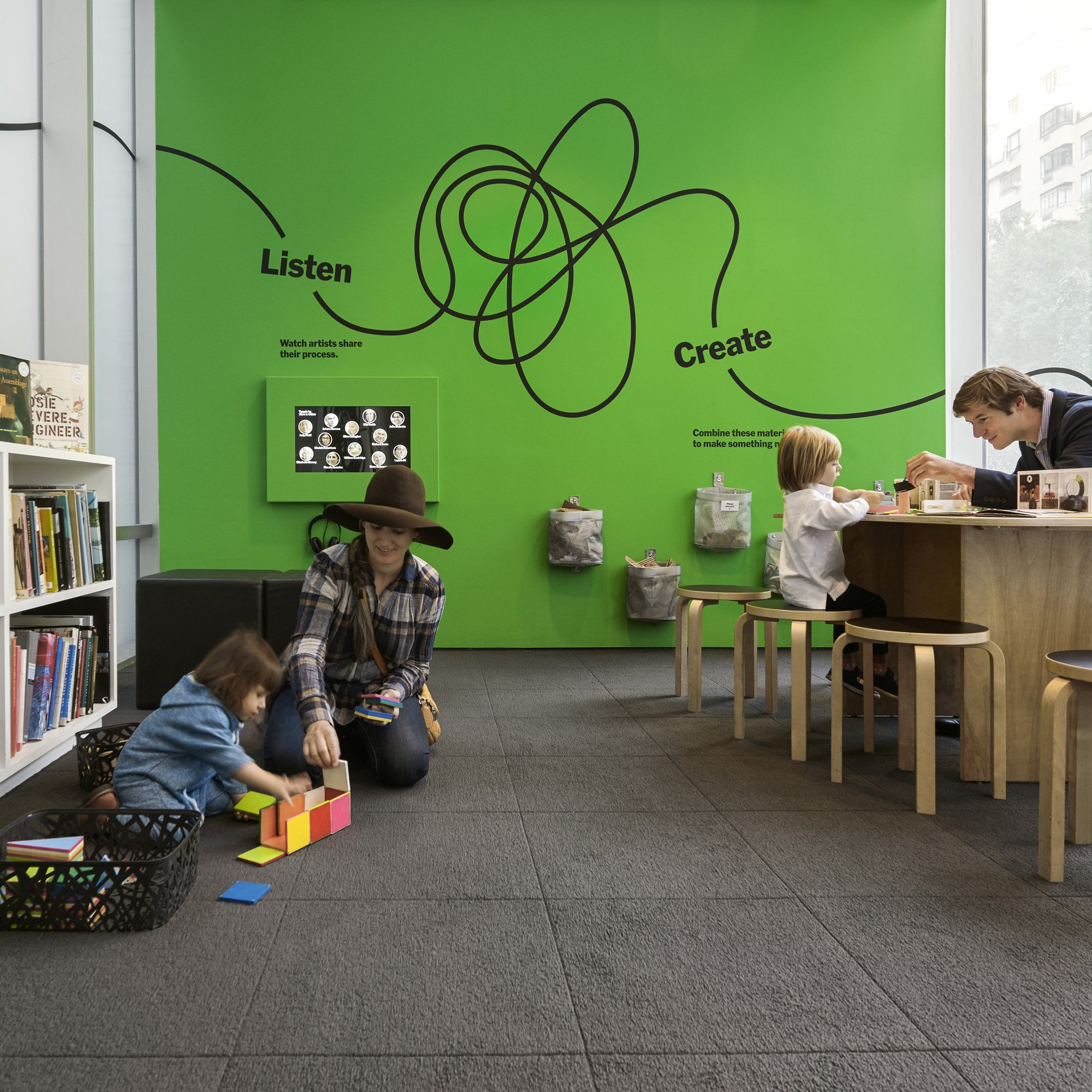 Moma Art Lab For Kids 10 30am 4 30 Saturday Thursday Extended