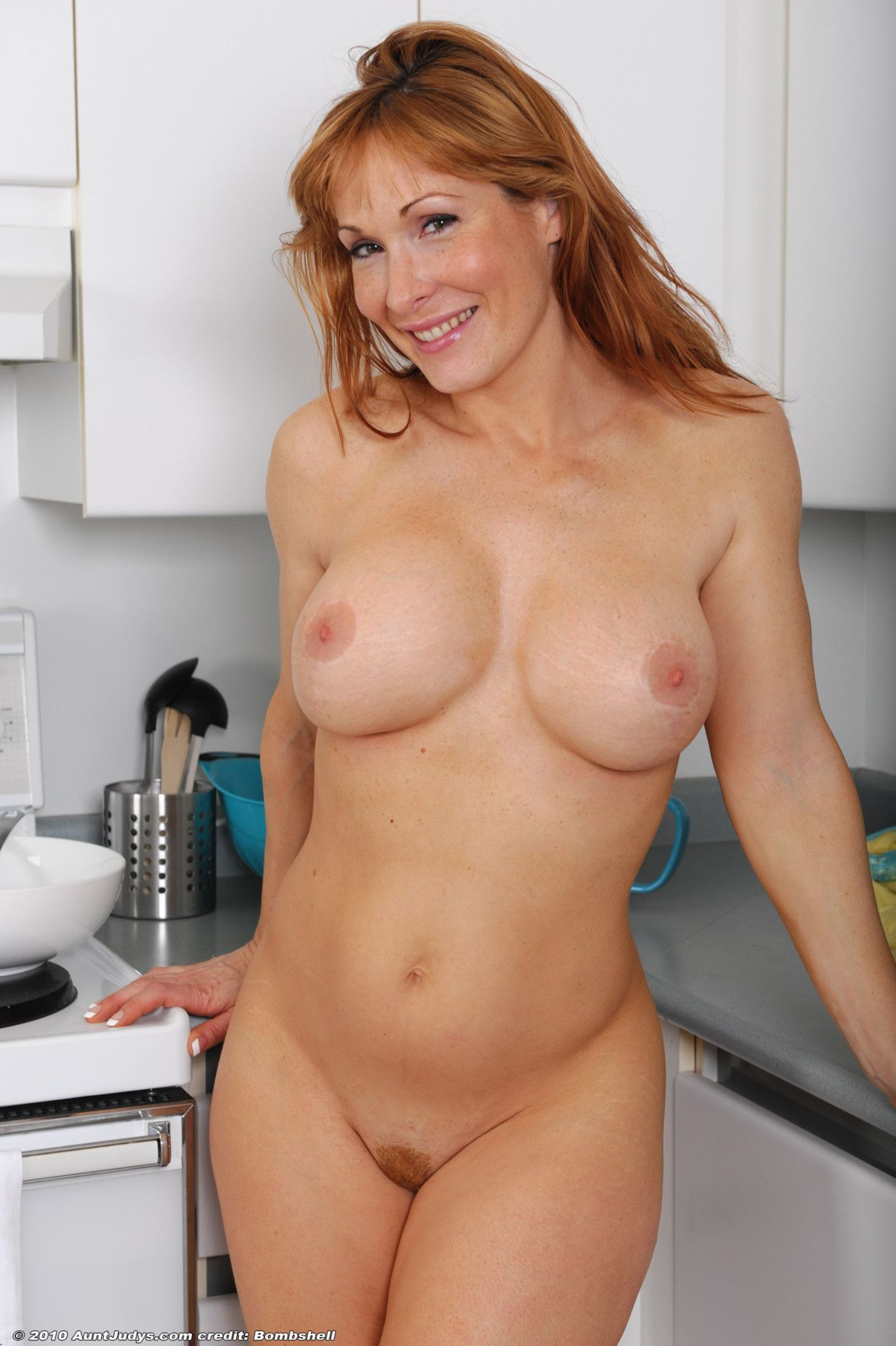 The fuck hairy mature redhead With