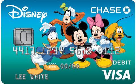 Debit Card Design Options Disney Visa Debit Card Debit Card Design Card Design Visa Debit Card