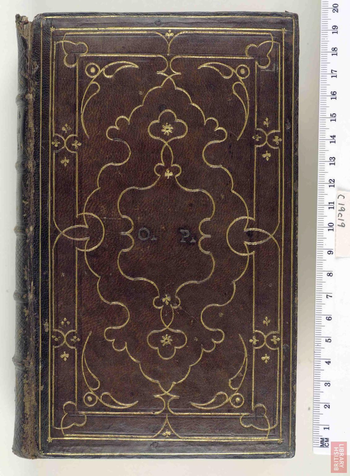 Cicero Marcus Tullius Epistolae Familiares Diligentius Quam Quae Hactenus Exierunt Emendatae Pauli Manutii Scholia Etc Ven Book Art Book Design Book Binding