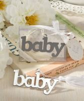 Adorable baby design bookmark favor - Detailed item view - Aromaroma