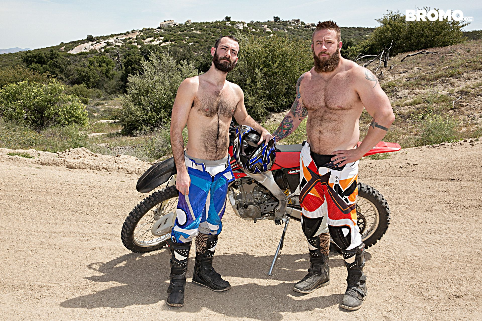 Gay and motocross