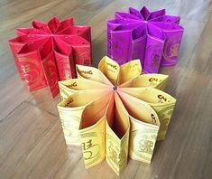 CNY Chinese new year ang pow red packets flower lantern ...
