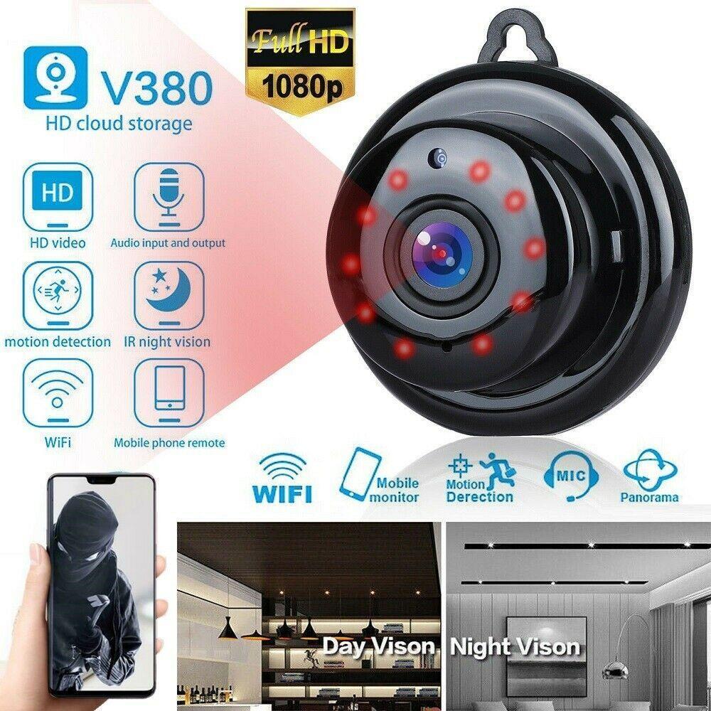Hook circle 1080P Mini Wireless WIFI IP Camera HD Smart