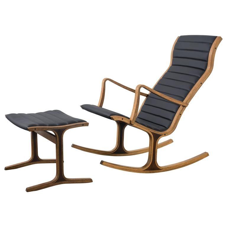 Miraculous Mid Century Heron Rocking Chair By Mitsumasa Sugasawa For Inzonedesignstudio Interior Chair Design Inzonedesignstudiocom