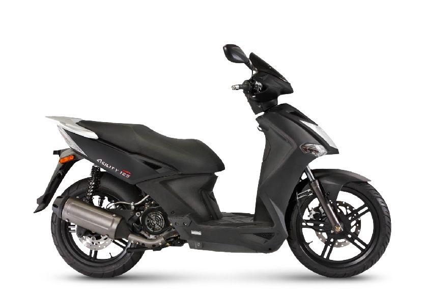 agility rs 125 scooter - 125cc sports scooters | kymco uk | kymco