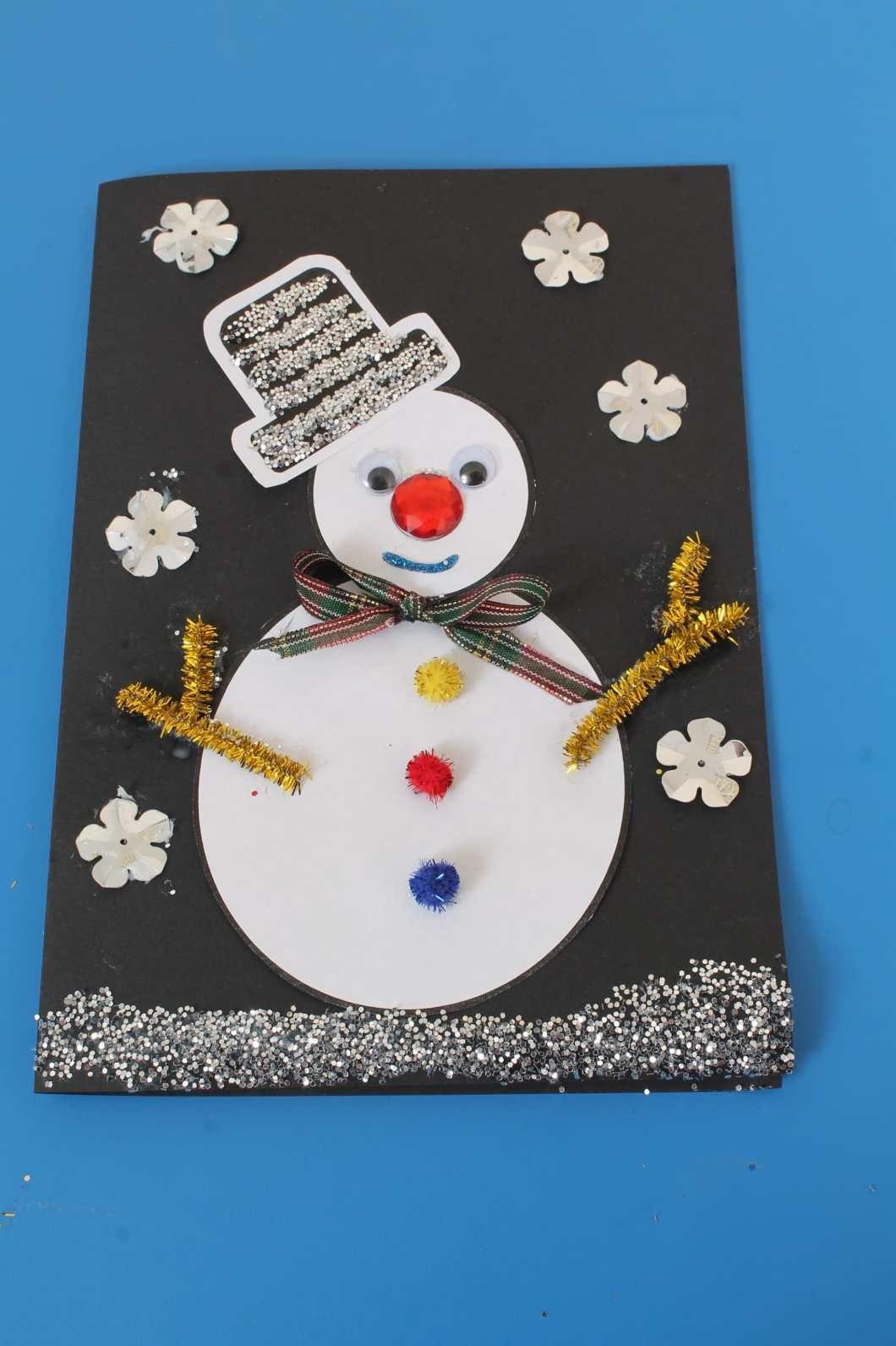 xmas card ideas ks1 card ideas xmas Christmas cards