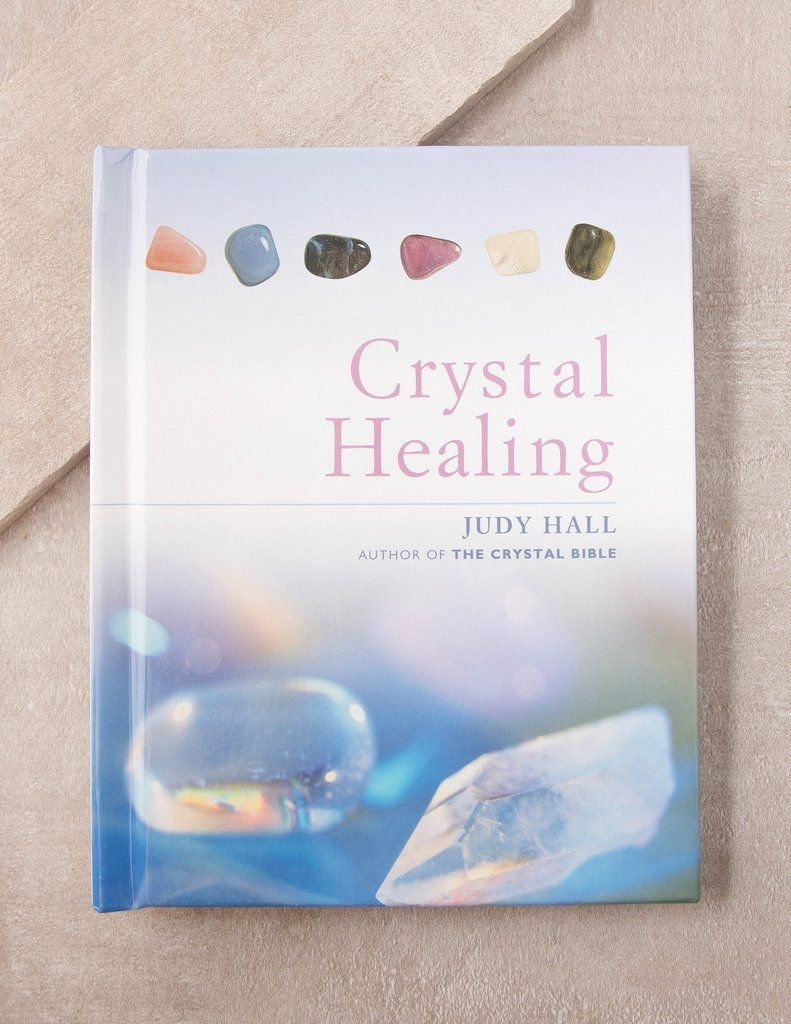 30++ The crystal healer book info