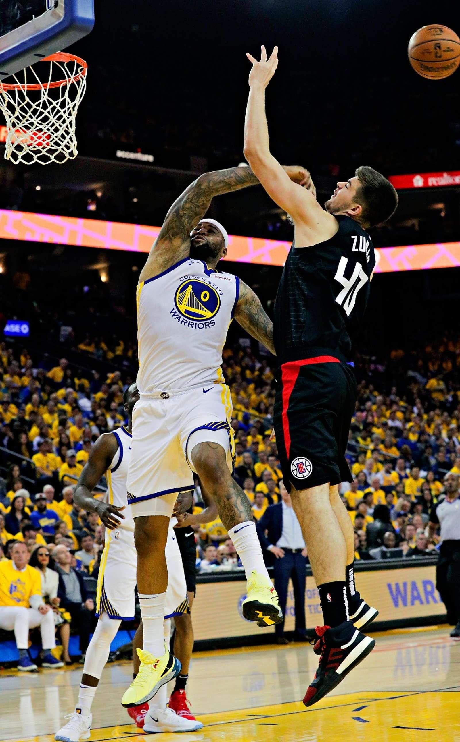 Warriors 2019 NBA playoffs visual essay Chasing history