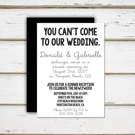21 Beautiful At Home Wedding Reception Invitations Reception - best of invitation quotes for teachers