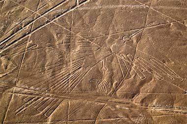 Nazca Lines - Nazca, Peru