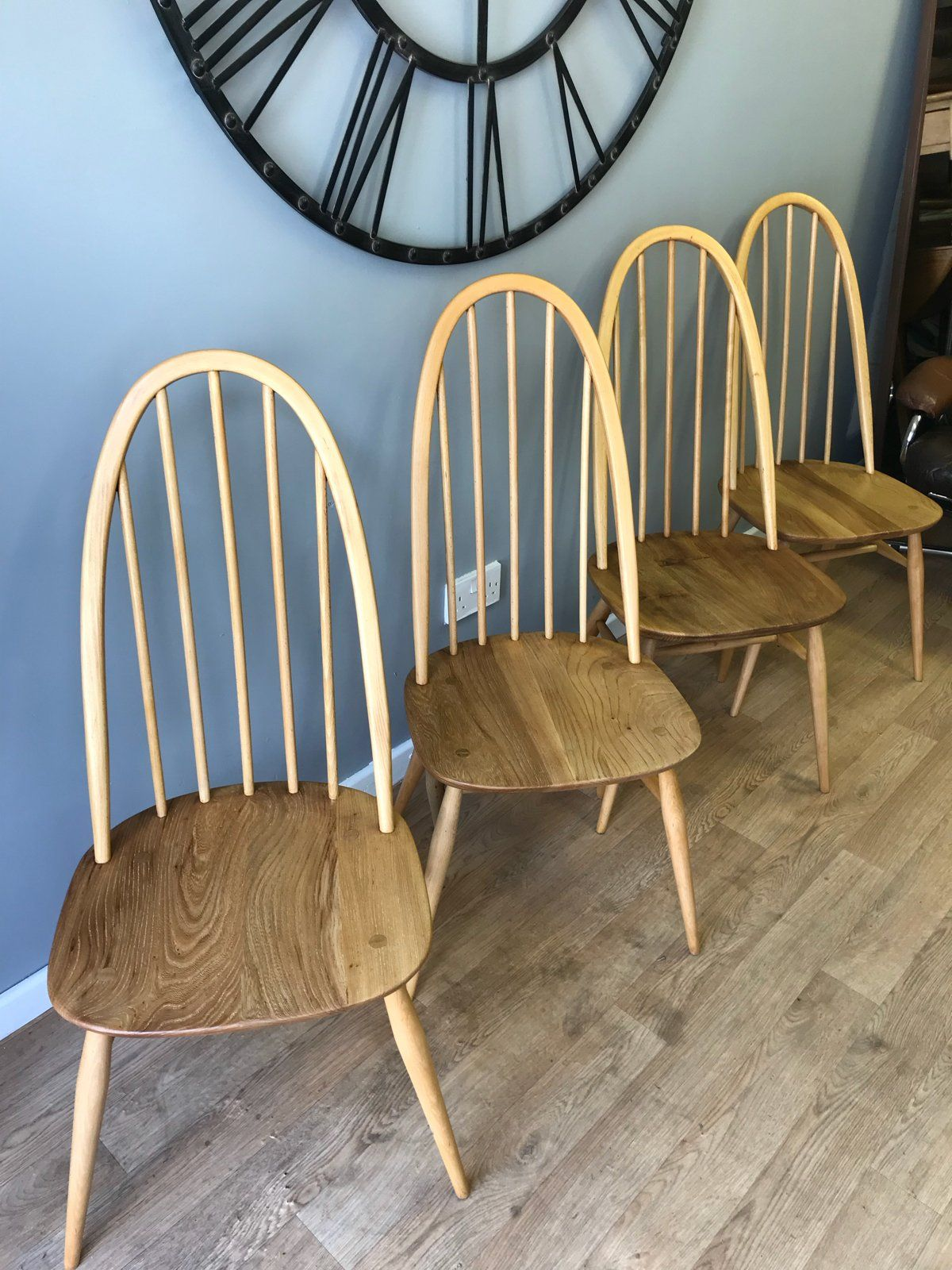 Ercol Dining Chairs Russell S Retros With Images Ercol