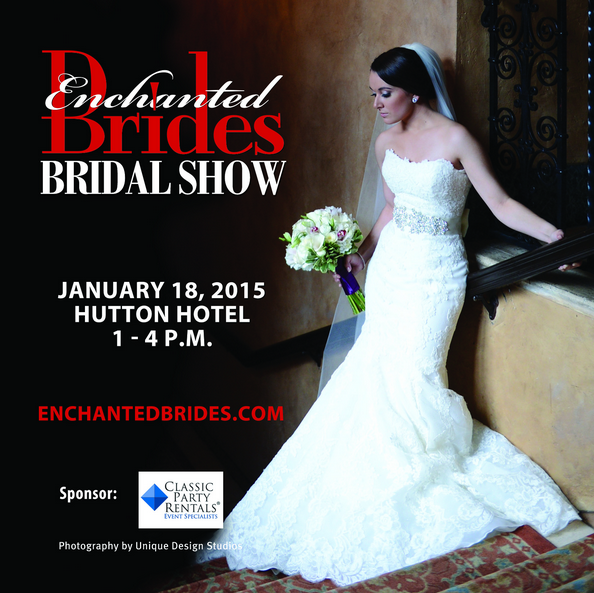 Will we see you at the show on THIS Sunday, January 18th?! #w101nashville #enchantedbridesbridalshow #bridalshows2015