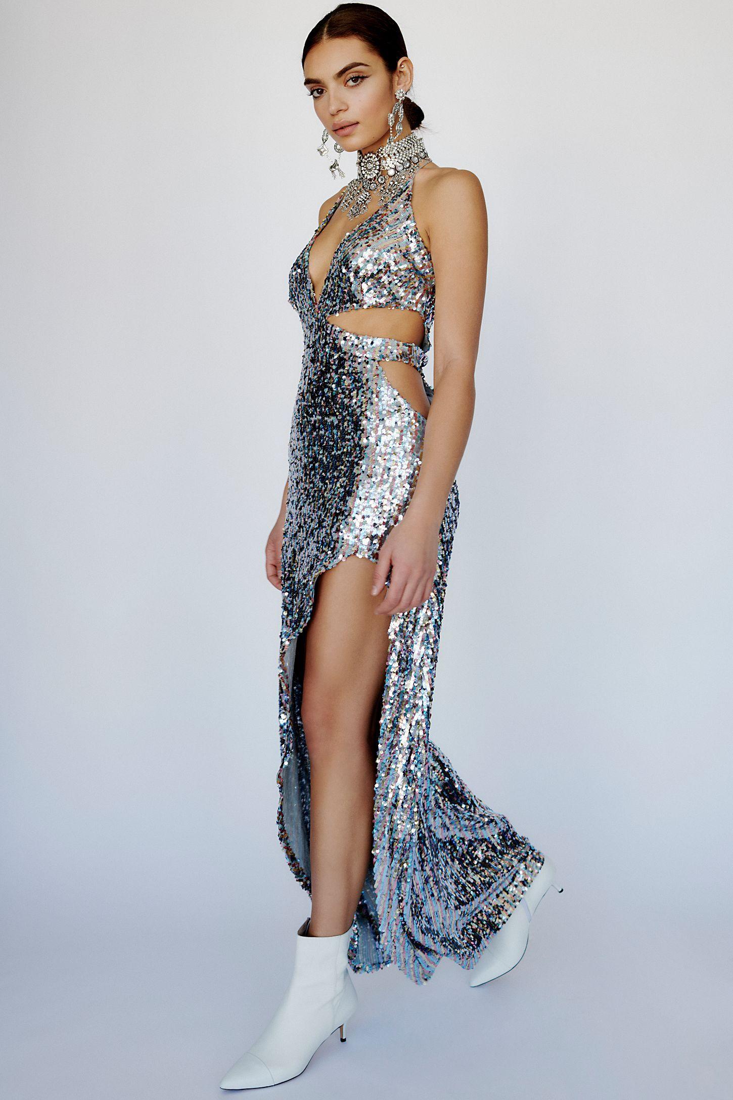 cb0516c1c1 Showtime Maxi Dress in 2019 | Shine! | Dresses, Couture dresses, Fashion