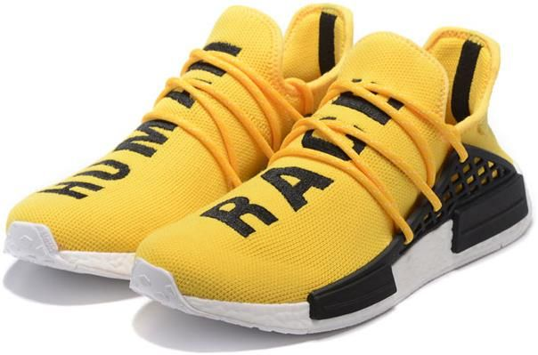 d457fff31 Adidas NMD Huhan Race Mens running shoes Yellow and black S79162 5 ...
