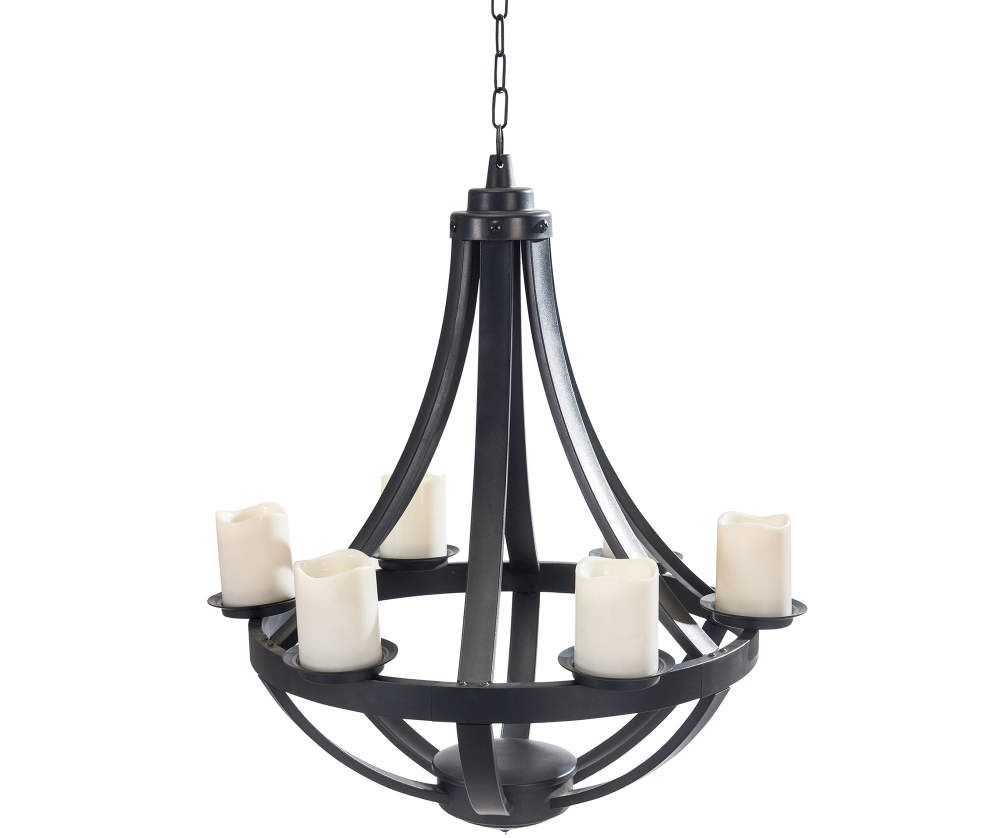 Real Living Oakmont Led Candle Battery Operated Chandelier Big Lots Battery Operated Chandelier Patio Furniture Collection Led Candles