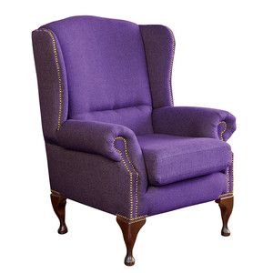 Dover Chair Lilac, £455, now featured on Fab. | Funky ...