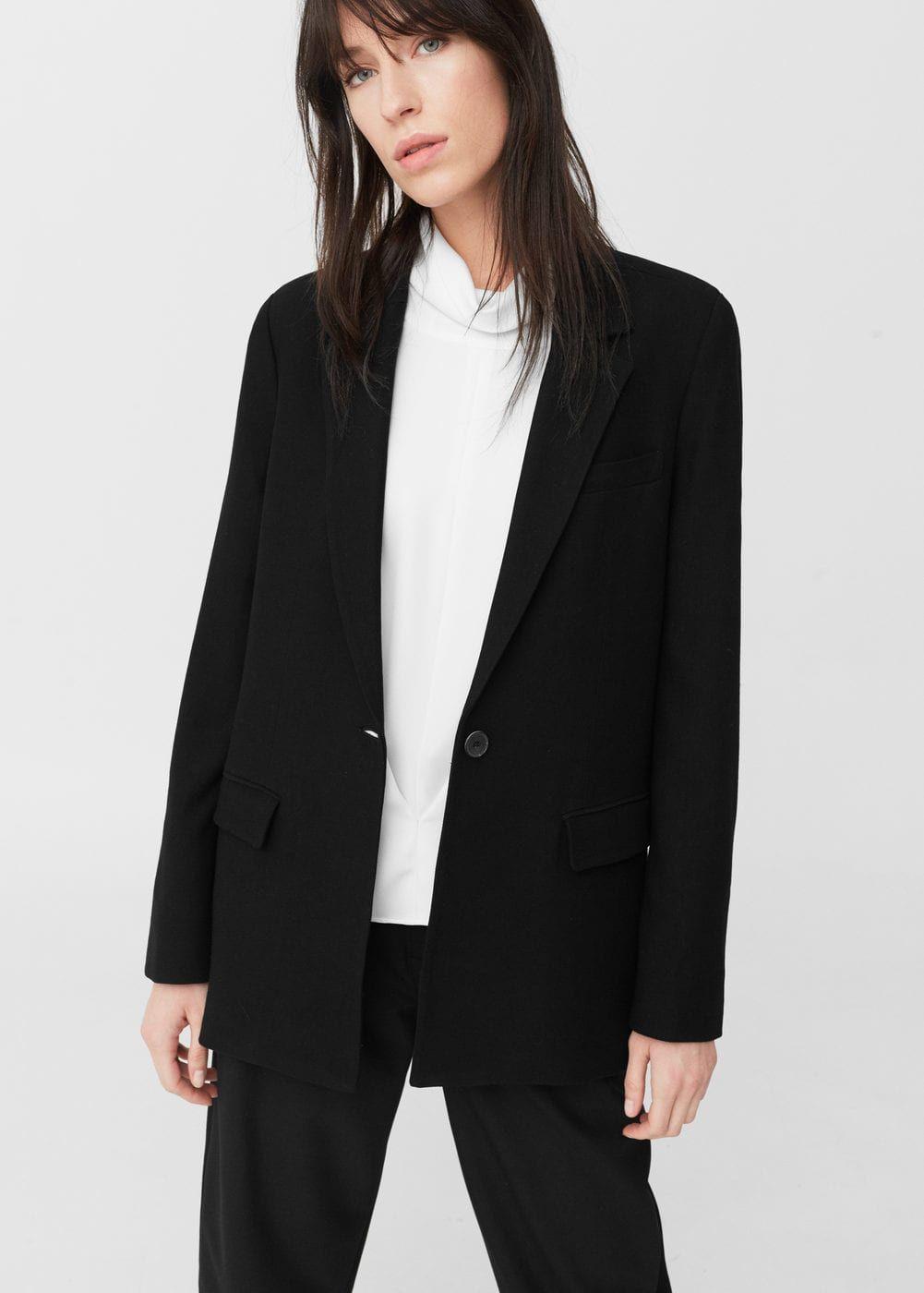 2019 Bayan Ceket Kombinleri Anlatımlı