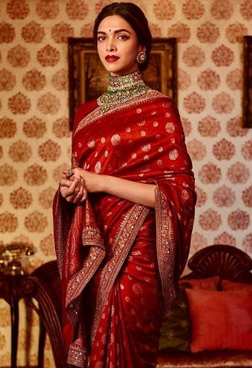 Photo of saree wedding