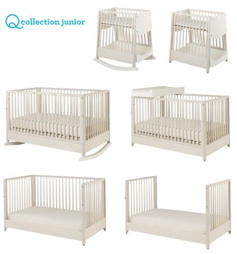 Overachiever Crib From Q Collection Jr