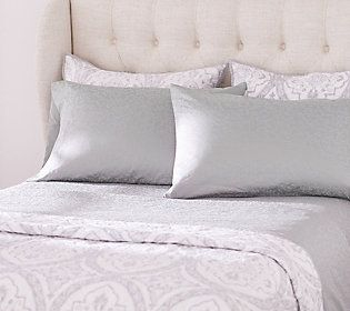 Northern Nights 400tc Cotton Jacquard Wrinkledefense Sheets