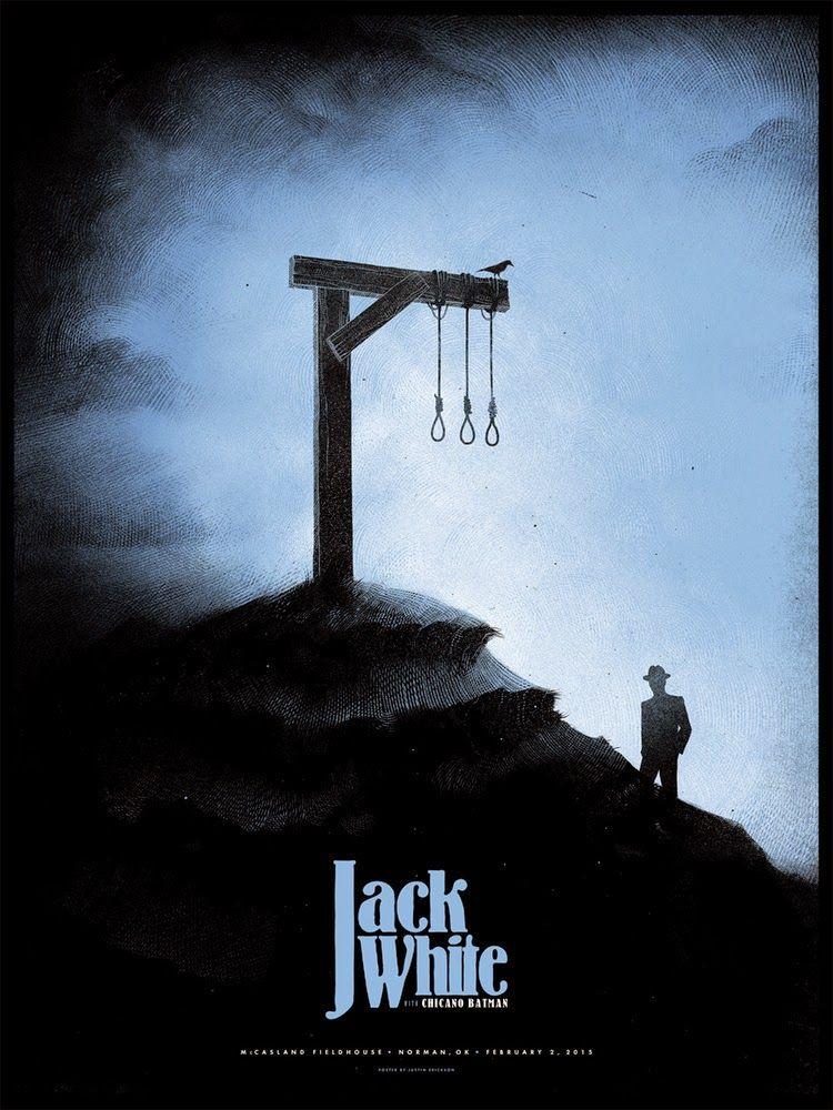 Jack White - Justin Erickson - 2015 ----