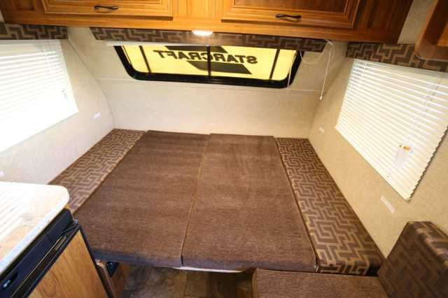 2016 New Starcraft Ar One 15 Rb Travel Trailer In Montana Mt Recreational Vehicle Rv 2016 Starcraft Ar One 15 Travel Trailer Hybrid Travel Trailers Starcraft
