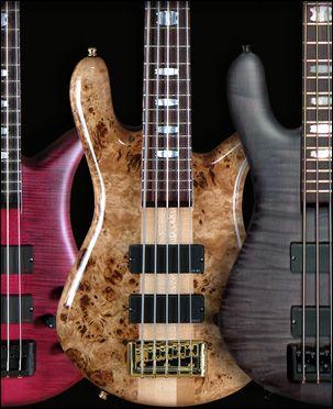 Stuart Spector Designs, LTD - Makers of exceptional bass guitars: UNCOMPROMISING QUALITY   UNPARALLELED VERSATILITY   UNBELIEVABLE SOUND
