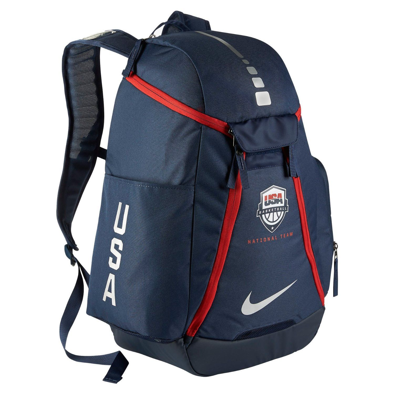 8b134a7b5d Nike Hoops Elite Max Air 2.0 Team USA Olympics Basketball Backpack ...
