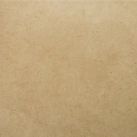 Emser 11-Pack St Moritz Tan Glazed Porcelain Indoor/Outdoor Floor Tile (Common: 12-in x 12-in; Actual: 11.77-in x 11.77-in)