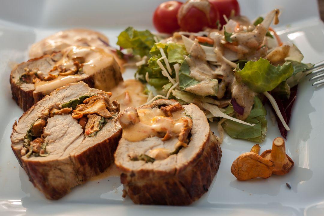 Photo of Grilled Italian pork fillet