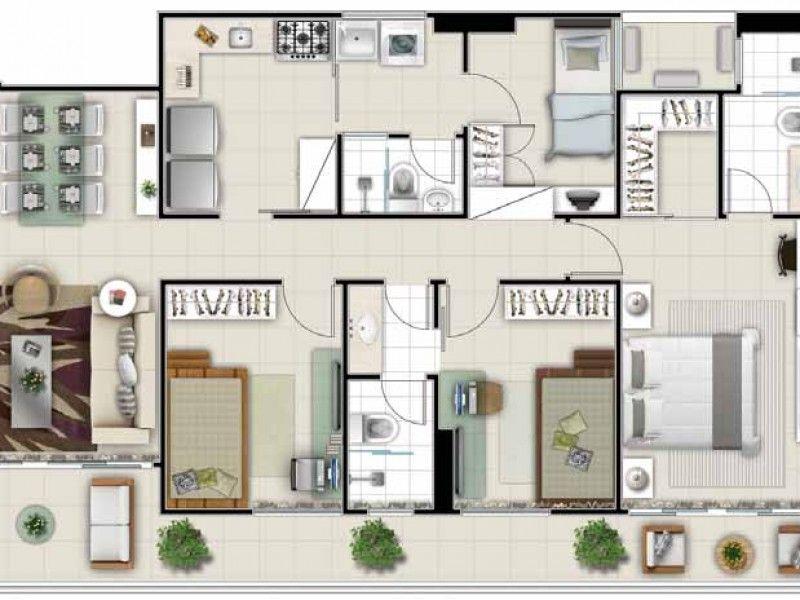 Apartamento 100m2   Pesquisa Google