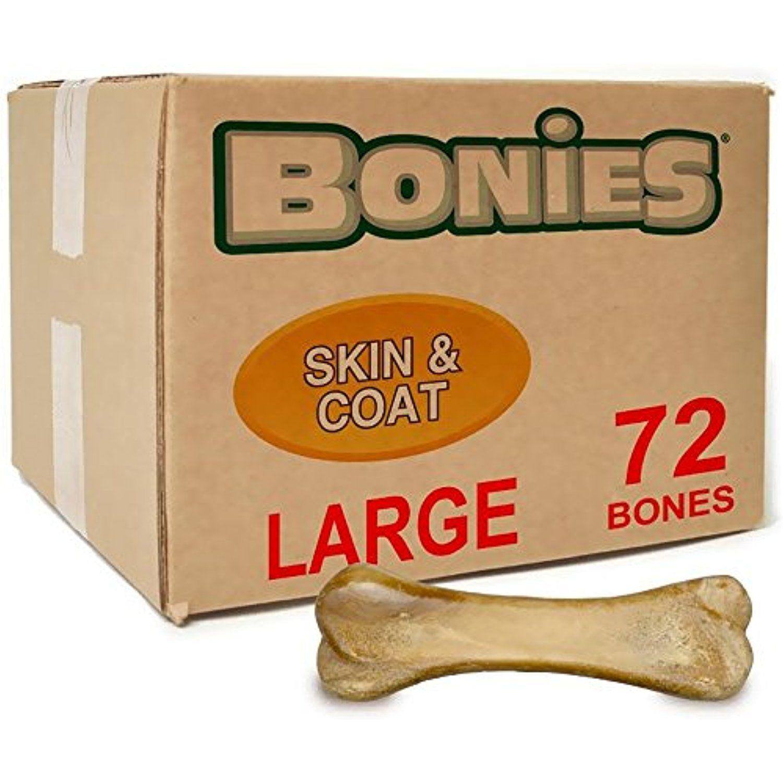 Bonies Skin Coat Health Bulk Box Large 72 Bones If You Want To