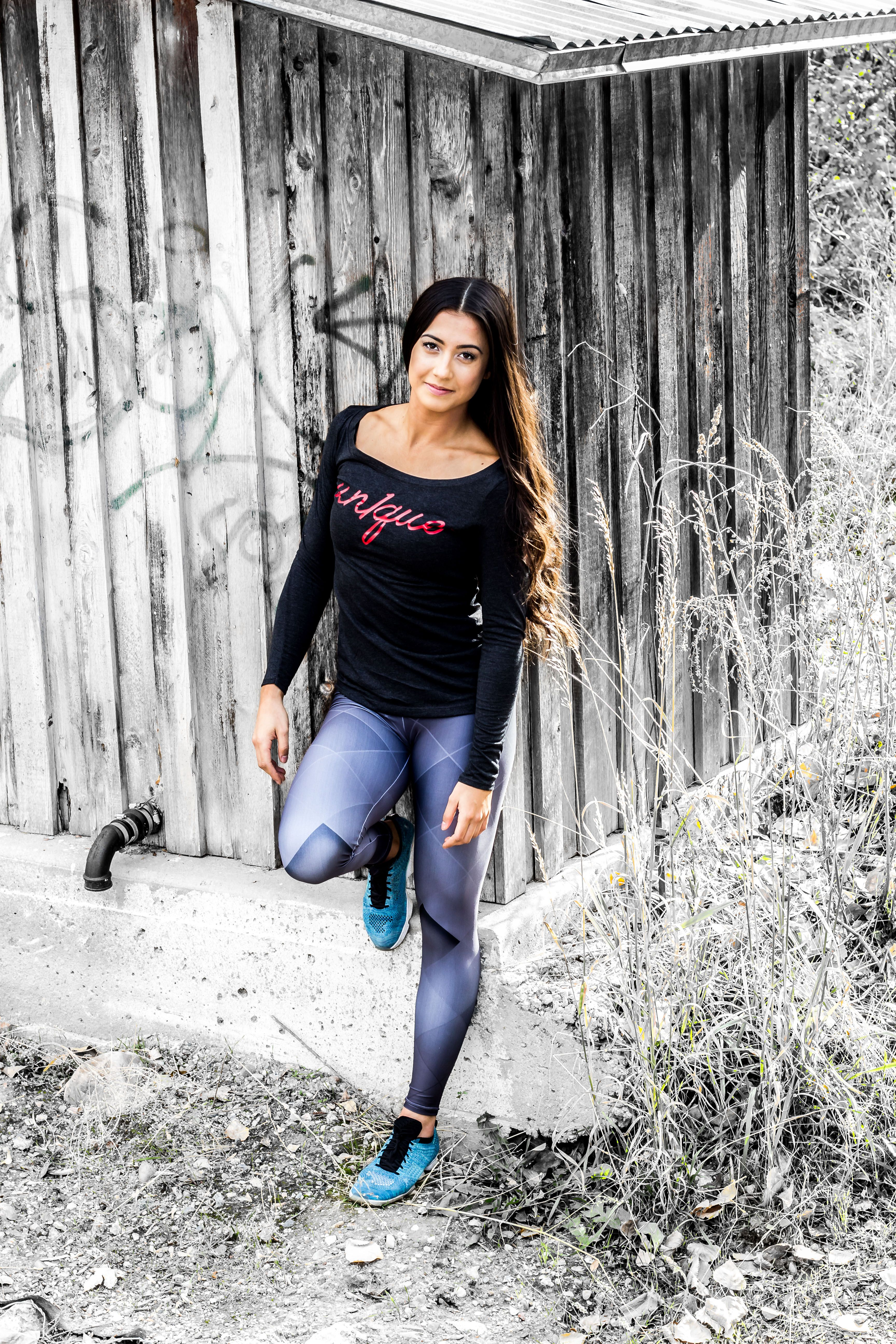 Be the first to get these limited edition leggings. Only ten pair available!