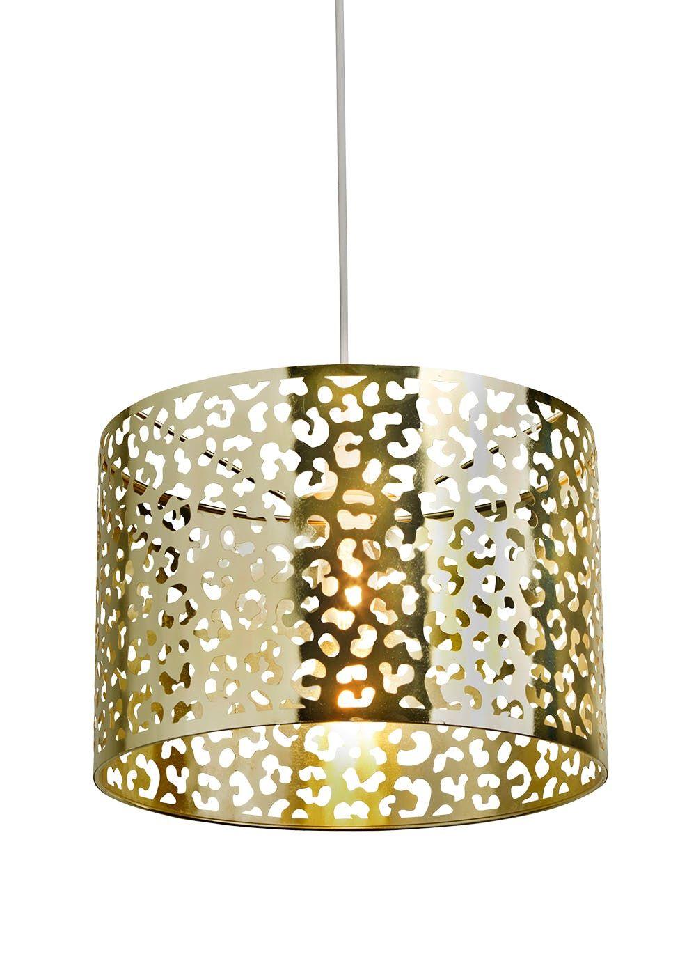 Anya Fretwork Easy Fit Lamp Shade