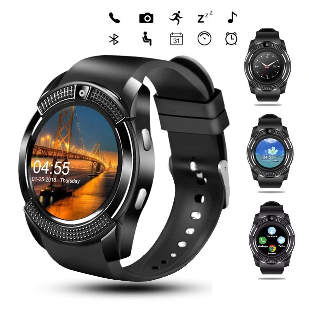 Sports and Fitness Smart Watch for men. in 2020 Fitness