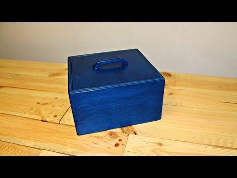 Photo of Costruisci una scatola in legno Fai Da Te