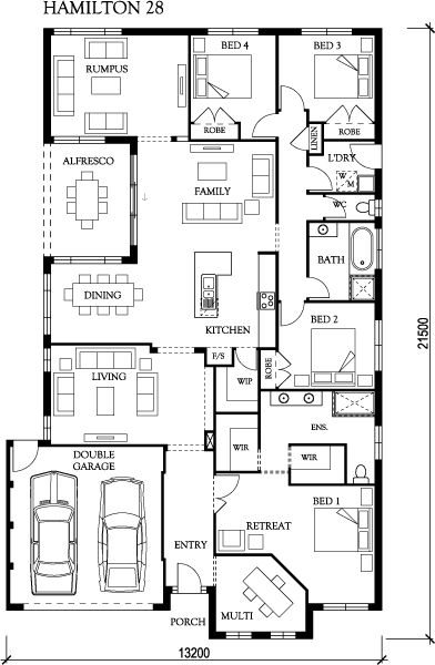 Hamilton Eden Brae Homes Floor Plans In 2019 House