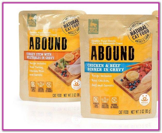 Abound Cat Food Walmart Food Cat Food Natural Dog Food
