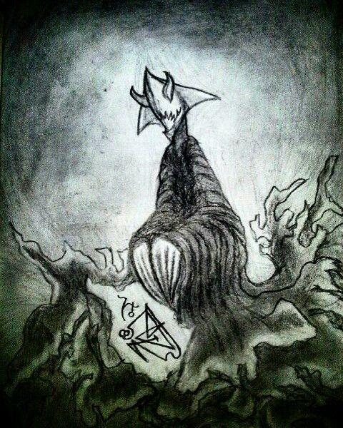 Ilustracion De Lucifuge Ilustration The Lucifugerofocale Dibujo