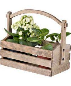 Wood Baskets On Pinterest 15 Pins Wood Basket Wooden Basket Wooden Crafts