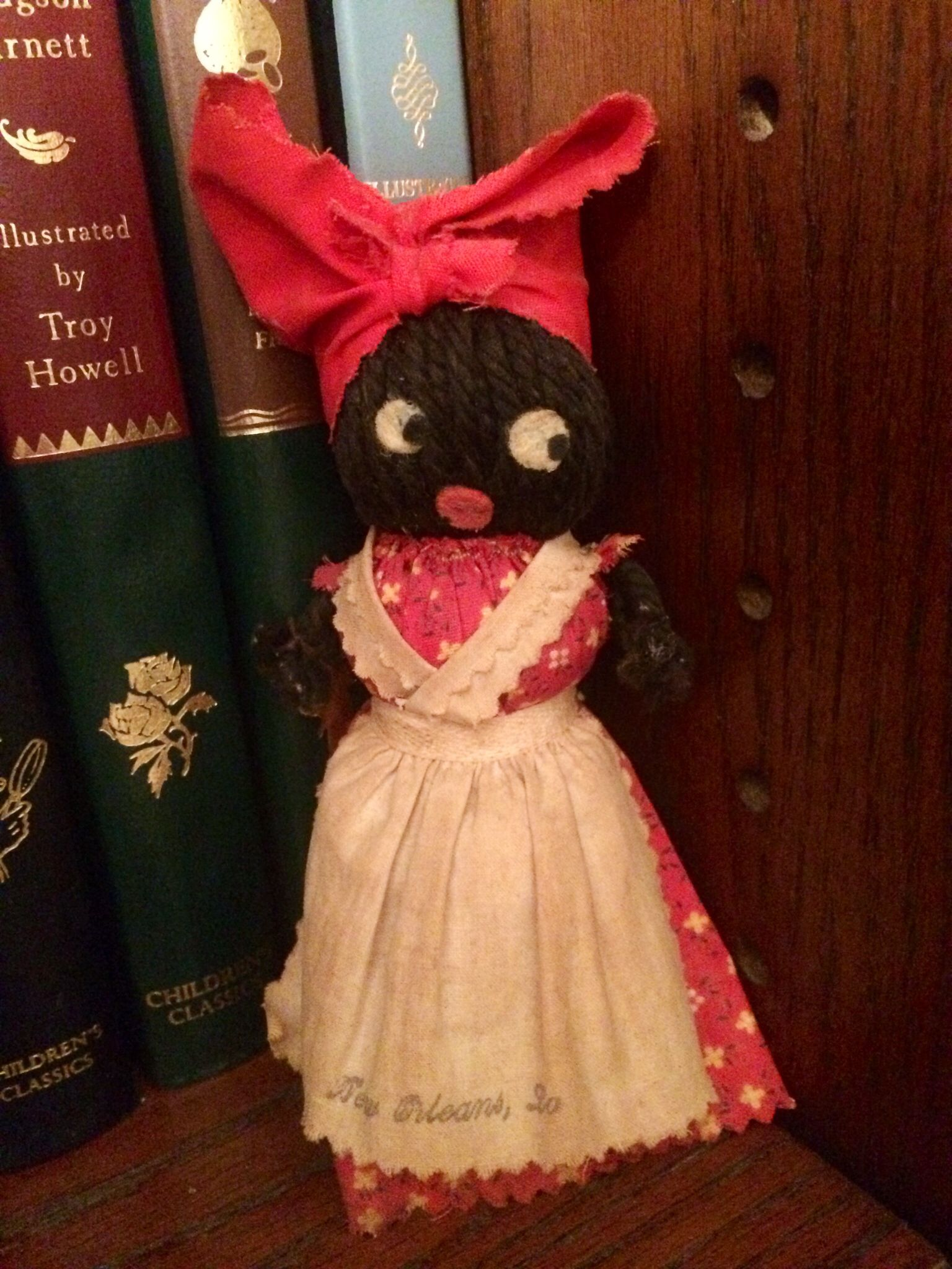 Doll these were sold in new orleans in the 1960s at